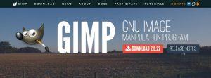 画像加工 GINP